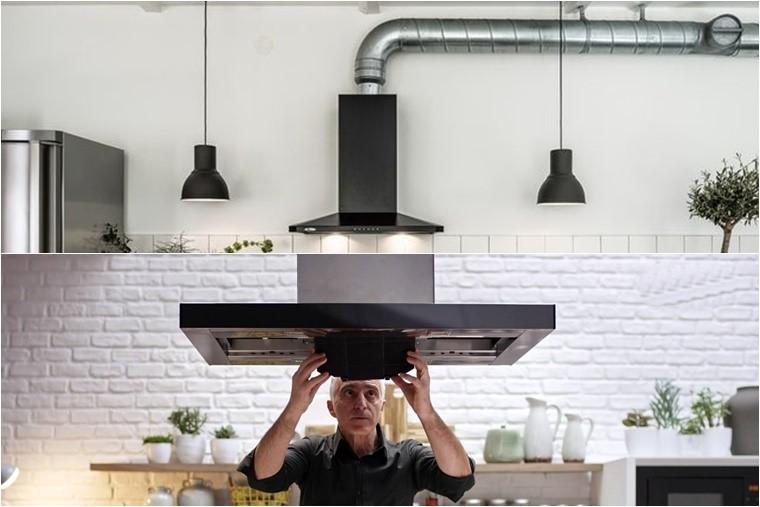 Hút mùi bếp – thiết bị nhất định nên có trong phòng bếp
